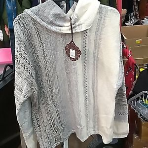 Knox Rose pullover sweater size Medium